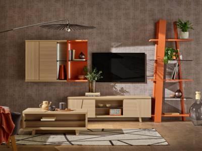 Inspiration Salon Arco meubles Gautier